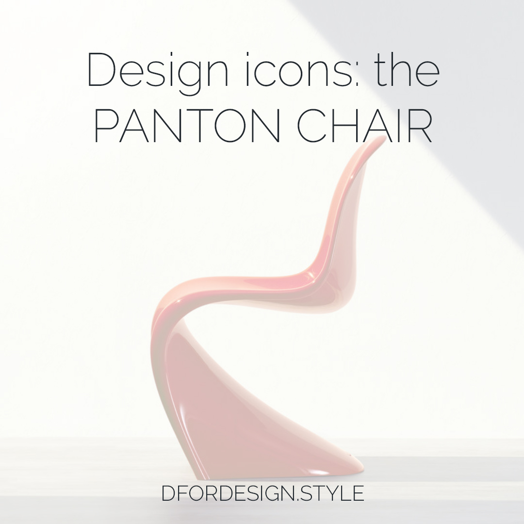 Design icons: The Panton chair. Pin It.