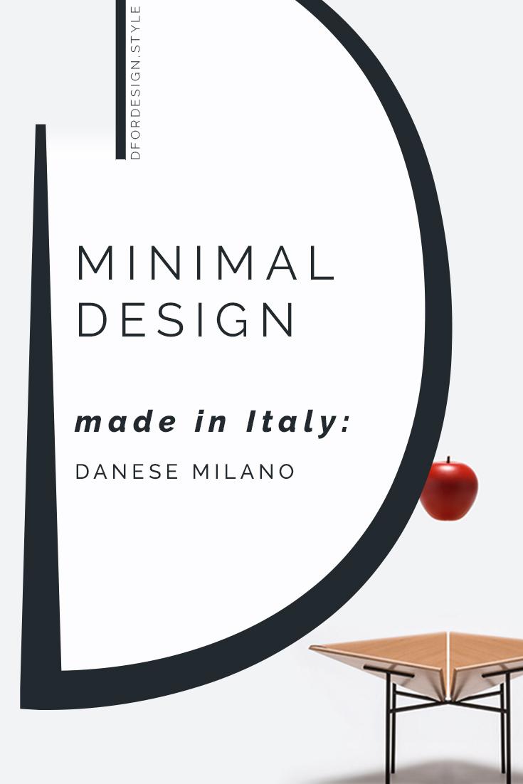 Danese Milano. Pin It.