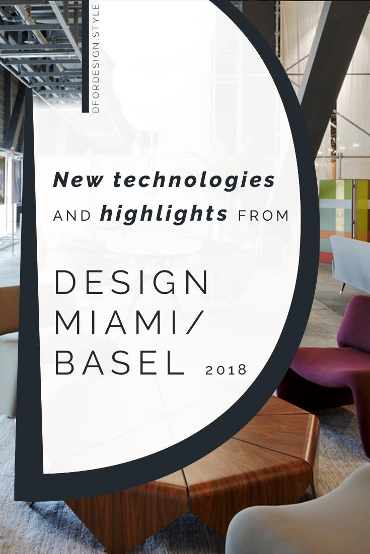 Design Miami Basel 2018. Pin It.