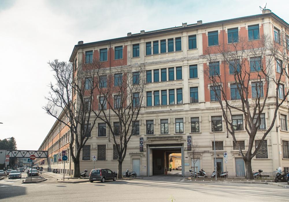 Location of BASE Milano.