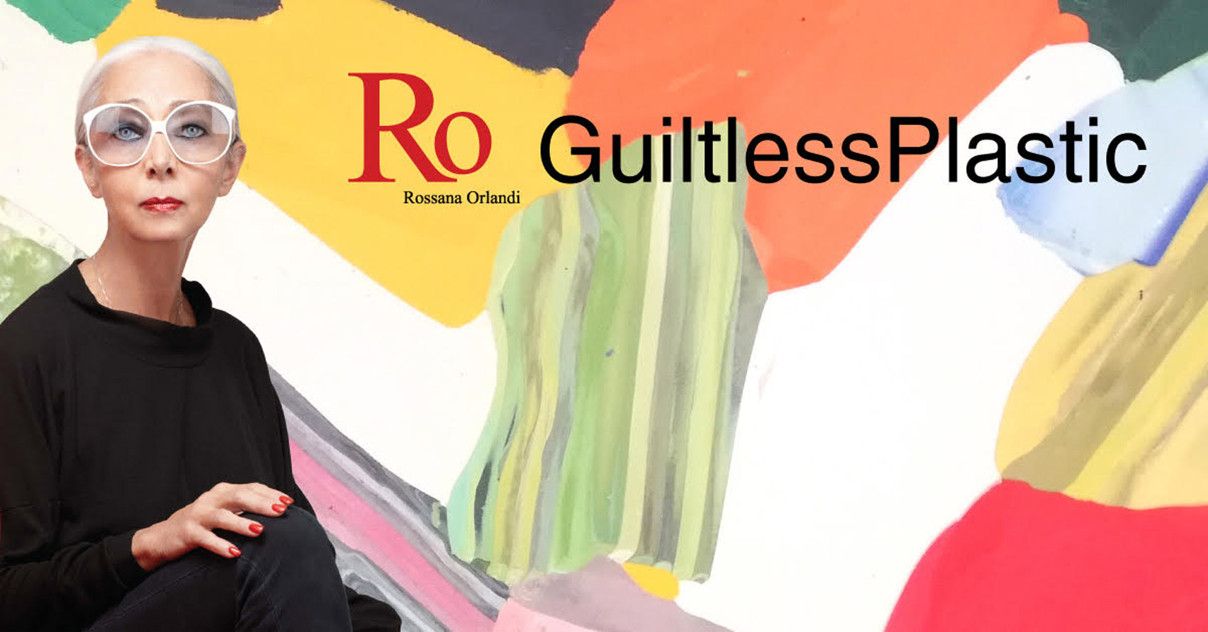 Poster of the Guiltless plastic competition.