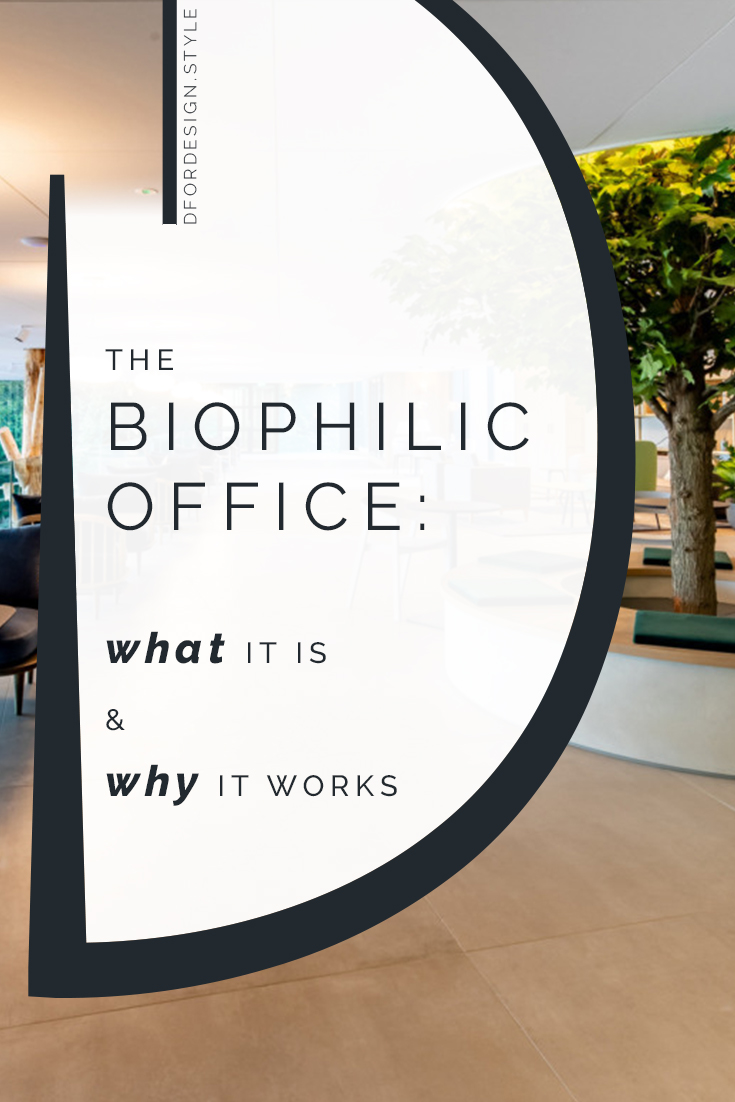The biophilic office: what it is and why it works. Pin it.