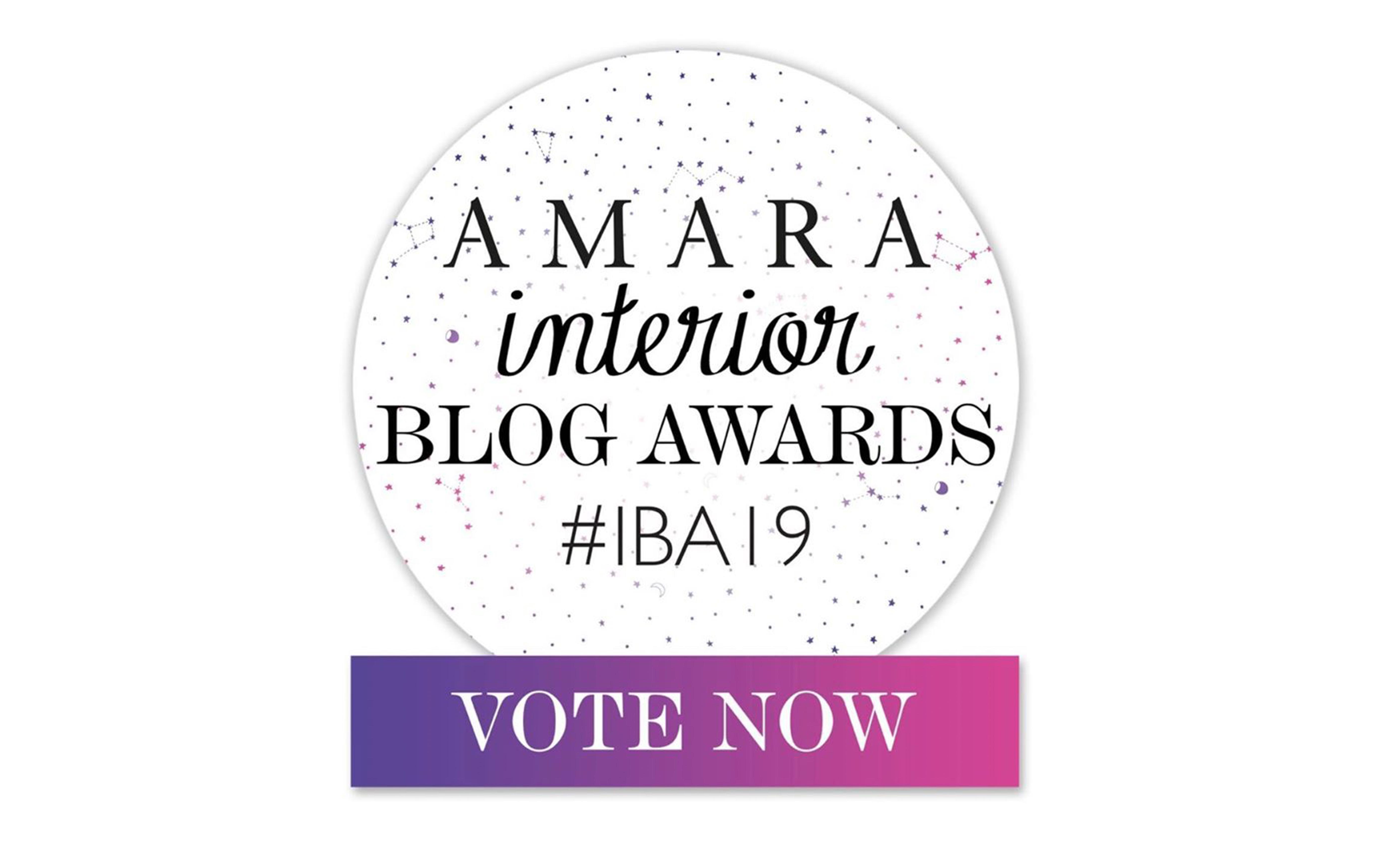 Amara IBA nominated blog 2019.