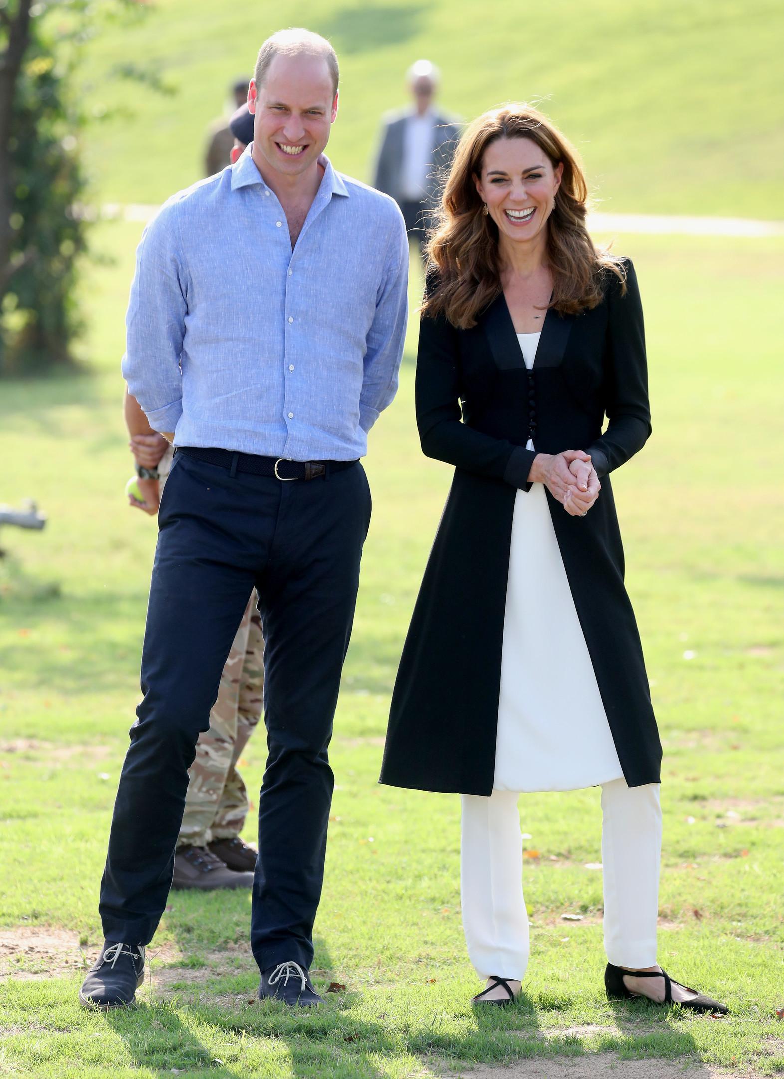 Королевская щедрость: Кейт Миддлтон и принц Уильям анонимно помогали жителям Британии во время пандемии