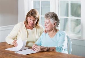 Детали досмотра пожилых людей взамен на право наследования жилплощади