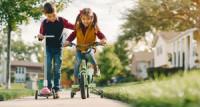 Kako izabrati dječji bicikl odgovarajuće veličine?