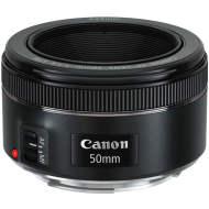 Canon objektiv EF, 50mm, f1.8 STM