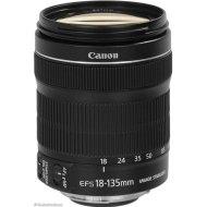 Canon objektiv EF-S, 18-135mm, f3.5-5.6 IS STM
