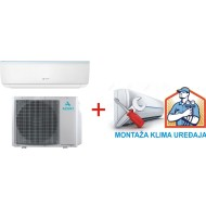 Azuri AZI-WE35VE klima uređaj, Wi-Fi, inverter, ionizator, R...