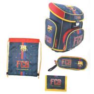 Barcelona anatomska školska torba 4u1 set