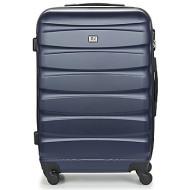 David Jones Čvrsti kovčezi CHAUVETTINI 72L Blue 17033744H