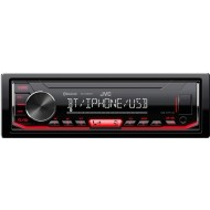 JVC KD-X362BT auto radio, 4x50 Watt, CD, MP3, WMA, USB, AUX,...