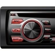 Pioneer DEH-09BT auto radio, 4x50 Watt, CD, MP3, WMA, USB, A...