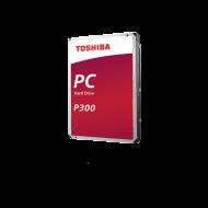 Toshiba P300 HDD, 4TB, SATA, SATA3, 5400rpm/7200rpm, 128MB c...