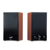 Genius SP-HF1250B zvučnici, 2.0, 40W, crni