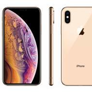 "Apple iPhone Xs, 64GB, 5.8"""