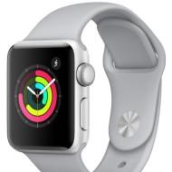 Apple Watch Series 3 pametni sat, beli/crni/sivi/srebrni