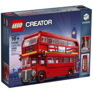 LEGO® Creator Expert Londonski dvonadstropni avtobus 10258