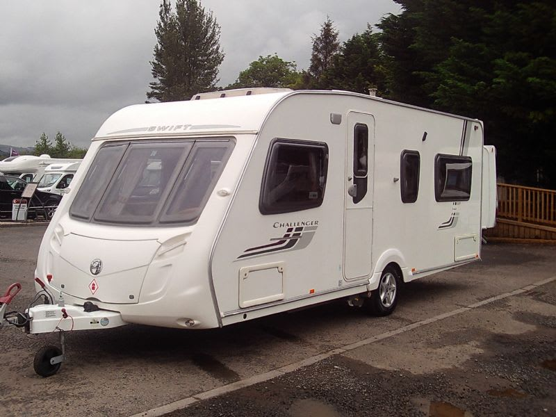 Swift Challenger 540