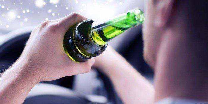Лицу лишенному прав в алкогольном опьянении