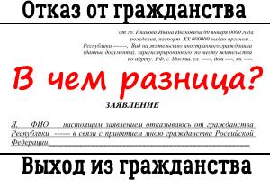 В россии хотят принять закон об отказе гражданства у нотариуса