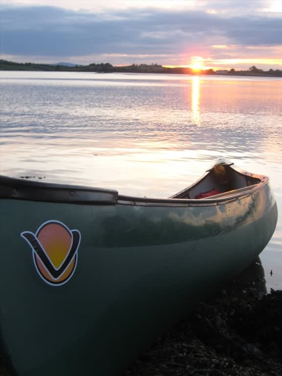 strangford-sunset