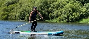 SUP Skills – Introduction to Moving Water