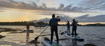 SUP Skills - 4 Week Intro & Explore