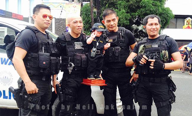 Cebu Special Weapons and Tactics Unit
