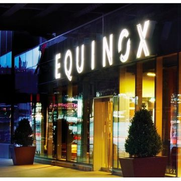 EQUINOX Gym Membership - Hinted