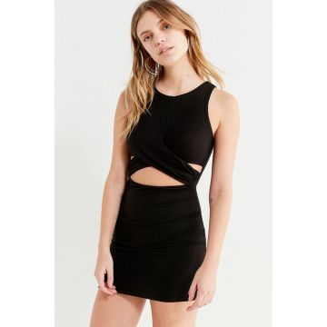 b9d6f5a9f1 Out From Under Jackie Seamless Plunge Tank Top - Hinted