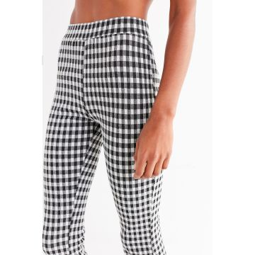 bf8b47a2125a UO Casey Plaid Kick Flare Pant - Hinted