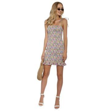 93d07d2f9fd W.A.P.G. Life Like This Mini Dress - Hinted