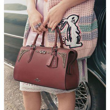 f5cdb008 Selena Bond Bag with Crystal Embellishment - Hinted