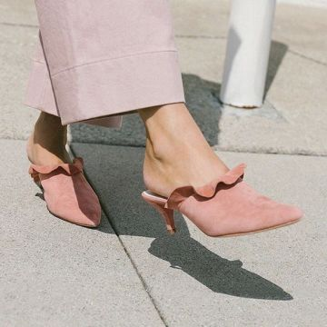 55212938f2a0 Your Weekly Horoscope   Mules to Match - Hinted