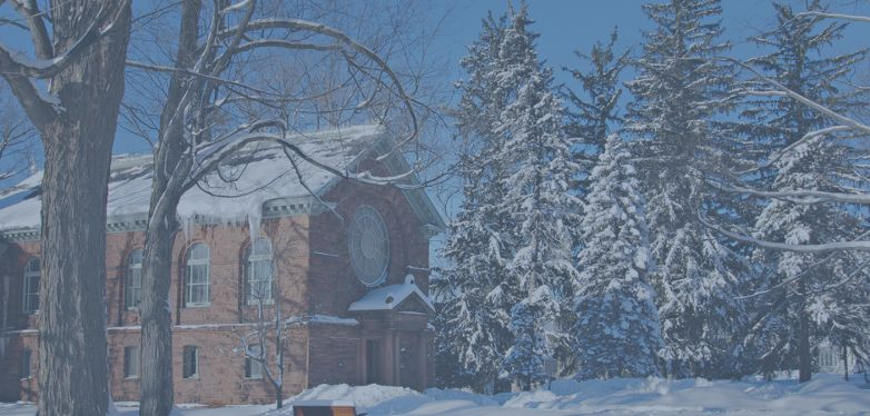 Surviving Winter at St. Lawrence U