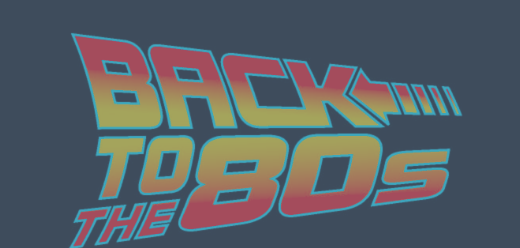 The 80s are BACK for Fall 2018