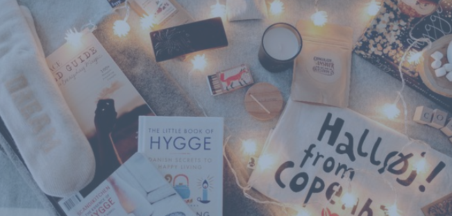 Sustainable Products to Get your Hygge On