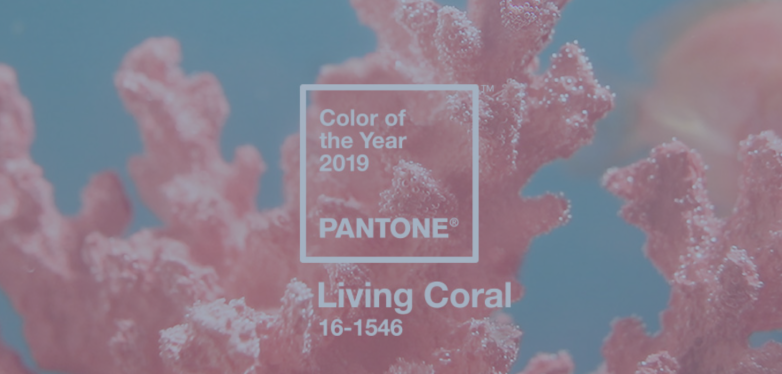 Pantone's Color of the Year 2019: Living Coral