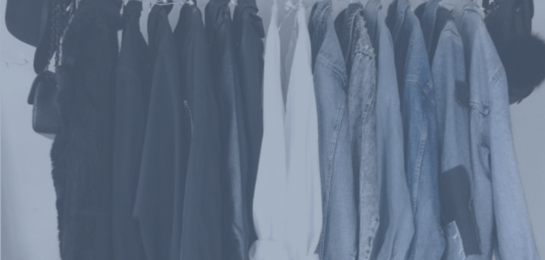A College Girl's Closet