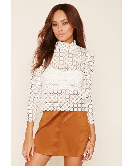7cc41a3931 Faux Suede Mini Skirt - Hintd