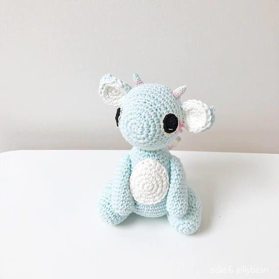 Dragon Crochet Patterns - AmVaBe Crochet | 570x570