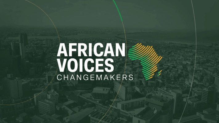 Nigeria's Sonariwo, Collins on Glo-sponsored African Voices Changemakers