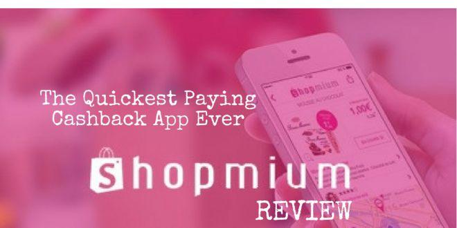 Shopmium App Review
