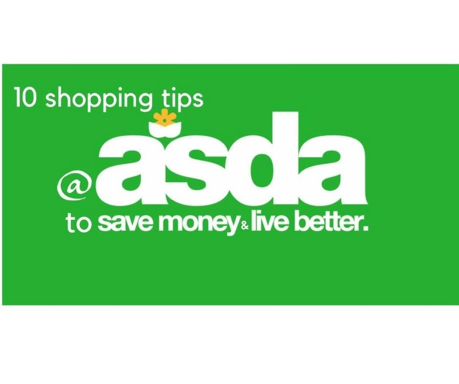 ASDA shopping tips and tricks