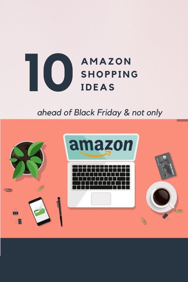 Amazon shopping online ideas