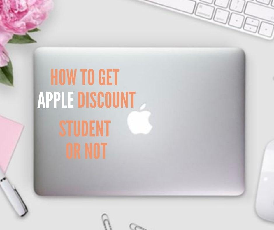Apple Student Discount