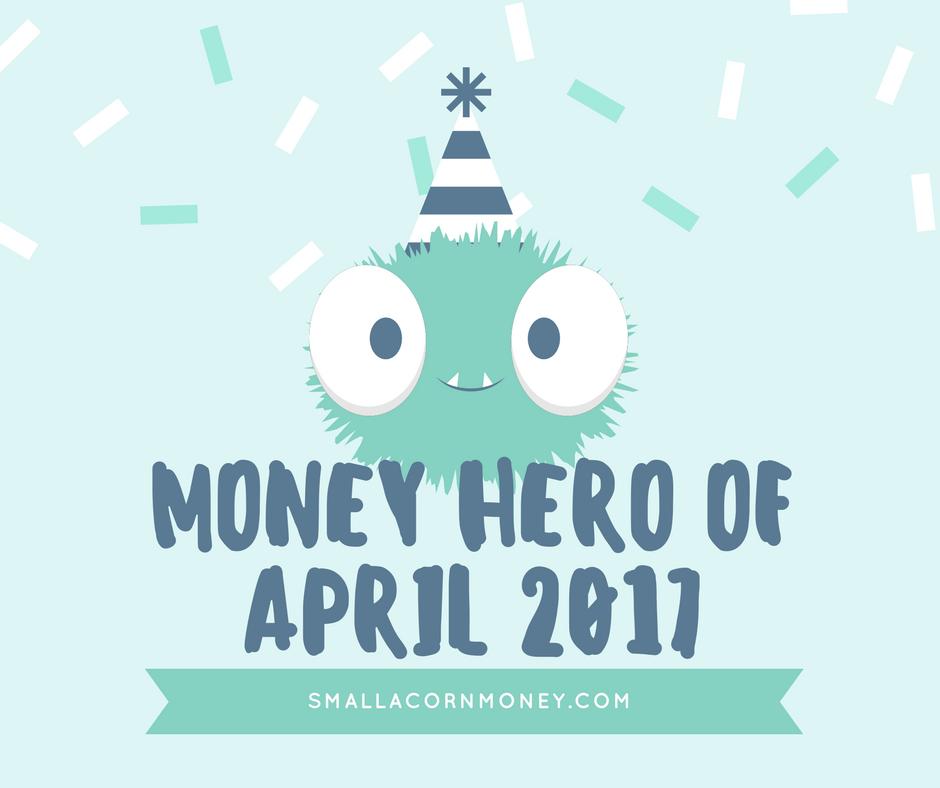Money Hero of April 2017