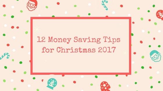 Christmas money saving tips