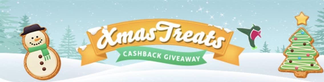 Topcashback Christmas Treats December 2020